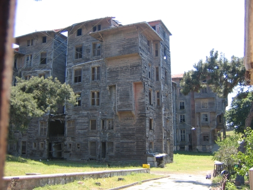ehemaliges Waisenhaus der ehemaligen Griechischen Gemeinde