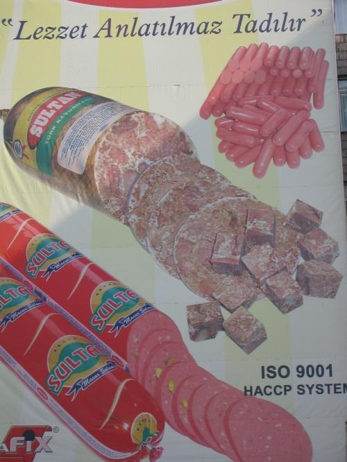 ISO 9001 und HACCP auch in der Tuerkei