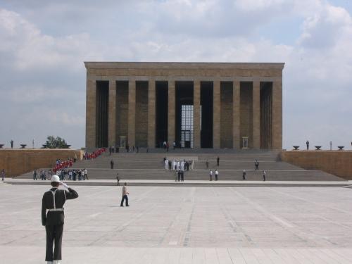 Das Atatuerk Mausoleum