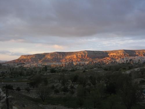 Etwas Sonne in Kappadokien und ein grandioses Foto davon