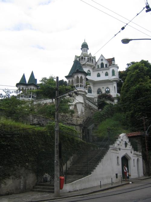 Eine Villa in Santa Teresa
