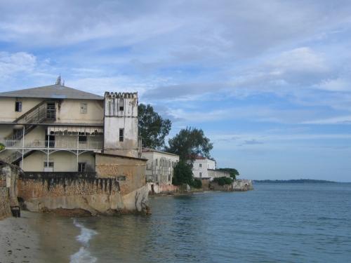 Die Innenstadtkueste Zanzibars