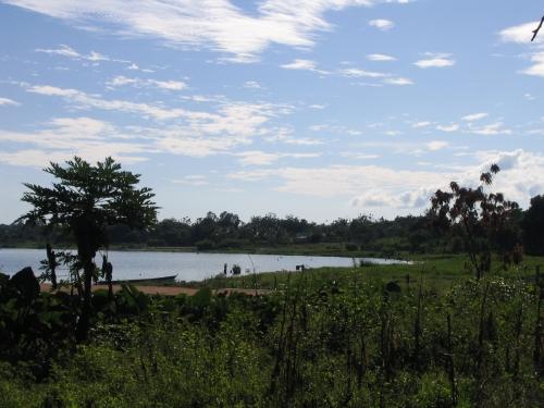 Eine Bucht auf Ukerewe