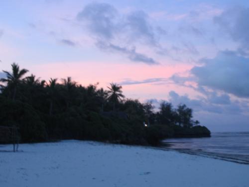Sonnenuntergang in Tiwi