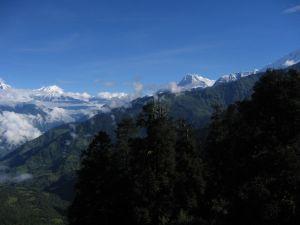Annapurna Massiv Panorama (2)
