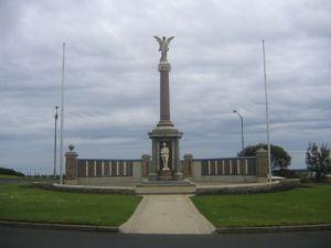 Ein Monument in Warrnambool