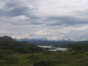 Mehr Landschaft und Berge