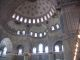 Die Blaue Moschee von innen