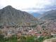 Amasya vom gegenueberliegenden Huegel
