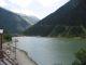 der See in Uzungoel auf 1200 m Hoehe - eiskalt