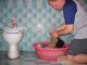 Waesche waschen - laestig aber unerlaessig