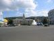 Der Platz der Freiheit in Tbilissi