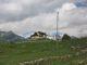 Skiort am Kreuzpass auf 2400 m Hoehe