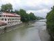 Der Fluss durch Sochi