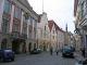 Die Schwedische Botschaft in der Altstadt