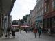 Eestnische und Finnische Touristen in Tallinn