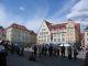 Der Marktplatz von Tallinn