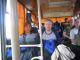 Im Bus von Irkutsk nach Olchon