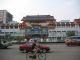 Ein Gebaeude in der noerdlichen Innenstadt Pekings