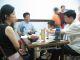Eine chinesische Familie beim Essen