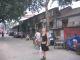 Scarlett im Hutong in Qianmen