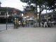 Am Eingang zum Yu Yuan Markt und Park