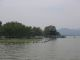 Das Ufer des Westsees von Hangzhou