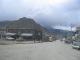 Ein groesseres Dorf auf dem Weg nach Lhasa