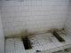 Die sanitaeren Anlagen des Hotels in Lhatse