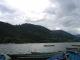 Der Fewa See in Pokhara