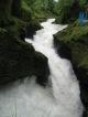 Der Wasserfall von Pokhara