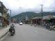 Die Hauptstrasse von Pkhara