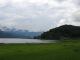 Der Fewa See von etwas ausserhalb des Ortes