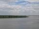 Das andere Ufer ist nahezu unbesiedelt