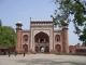 Das Eingangstor zum Taj Mahal
