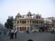 An einer Kreuzung in Jaipur
