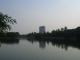Noch ein See: diesmal im Leninpark