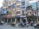 Die Lampenstrasse in Hanoi