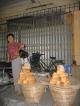 Baguetteverkaufsstand in Hanoi