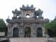 Das Hien Nhon Tor zur verbotenen Stadt