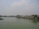 Der Fluss Thu Bon durch Hoi An