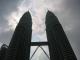 Die Petronas Twin Towers, das Wahrzeichen KLs, ja Malaysias