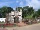 Das Porta de Santiago der ehemaligen portugiesischen Festung