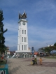 Der Uhrturm von Bukittinggi