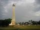 Das Sukarno Denkmal von Bengkulu