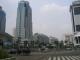 Im modernen Zentrum Jakartas
