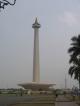 Das 132 Meter hohe Nationaldenkmal