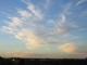 Wolken ueber Australien