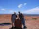 Rico und ich auf der Spitze des Uluru