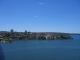 Das Nordufer des Hafengewaessers